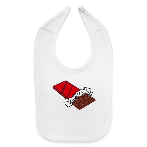 Chocolate Bar T-Shirt - Baby Bib