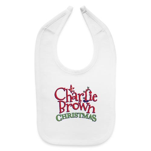 A Charlie Brown Christmas - Baby Bib
