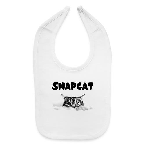 Snapcat - Baby Bib