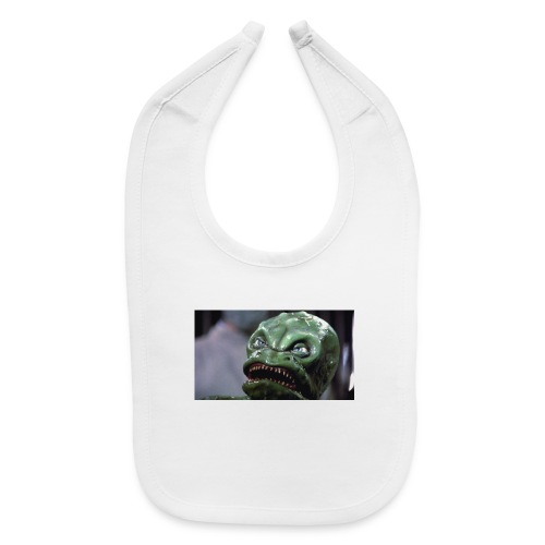 Lizard baby from Z - Baby Bib