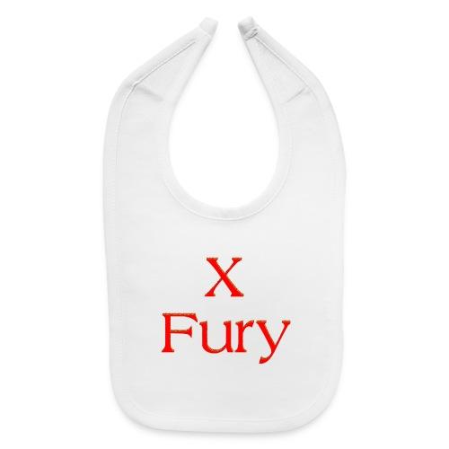 X Fury - Baby Bib