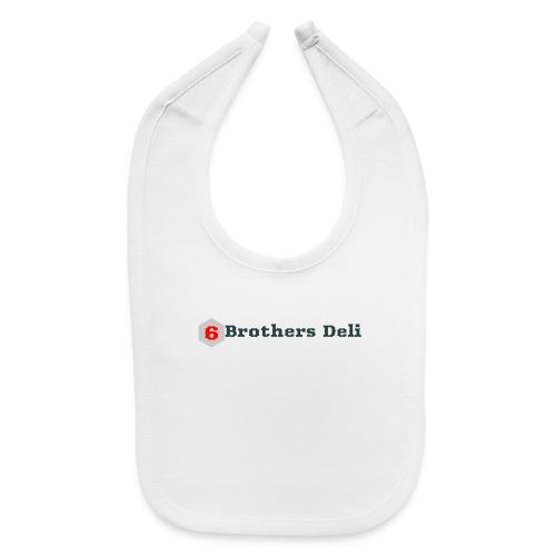 6 Brothers Deli - Baby Bib