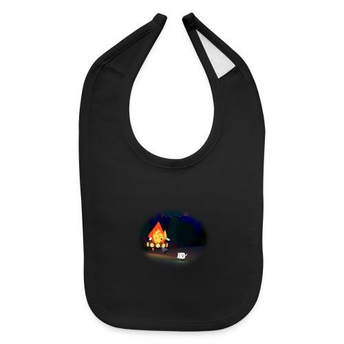 'Round the Campfire - Baby Bib