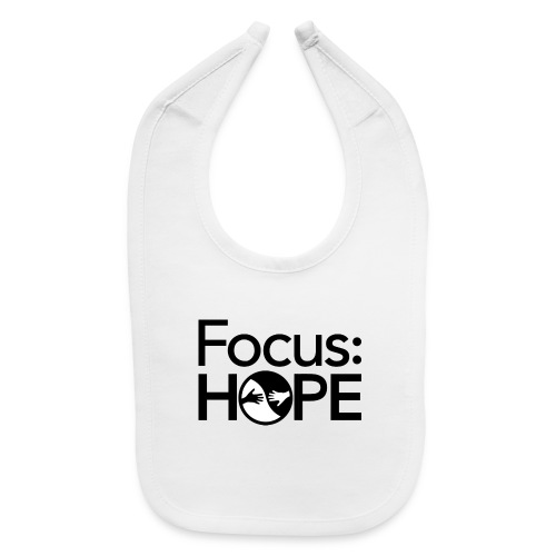 Focus: HOPE Name - Baby Bib
