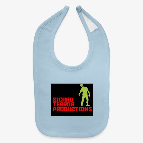 Sicard Terror Productions Merchandise - Baby Bib