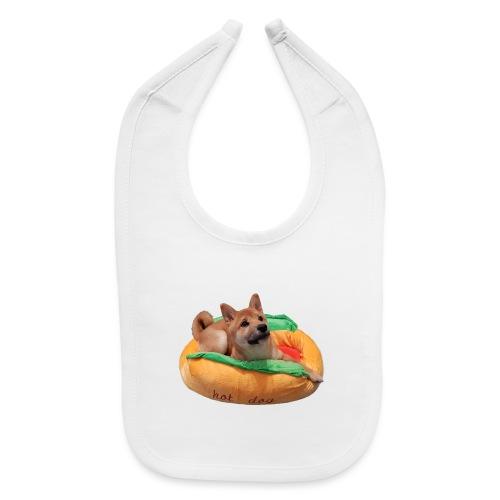hot doge - Baby Bib