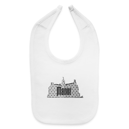 Mind Your Manors - Baby Bib
