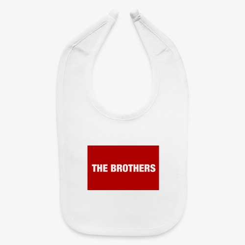The Brothers - Baby Bib