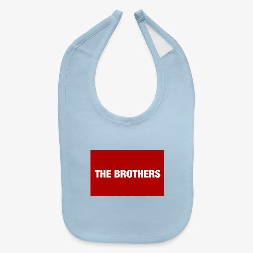 The Brothers - Baby Bib