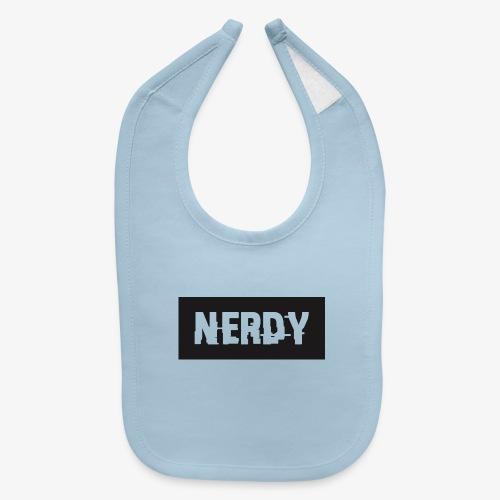 NerdyMerch - Baby Bib