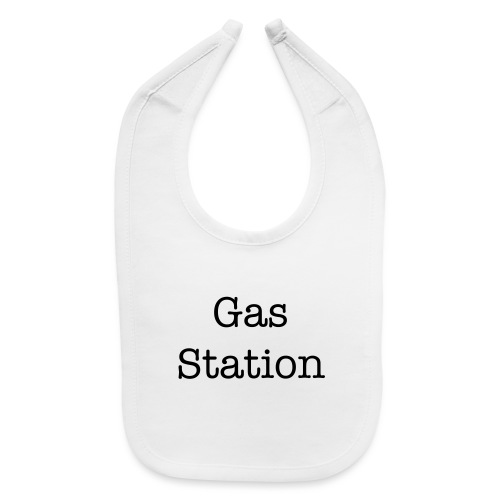 Gas Station baby gift - Baby Bib