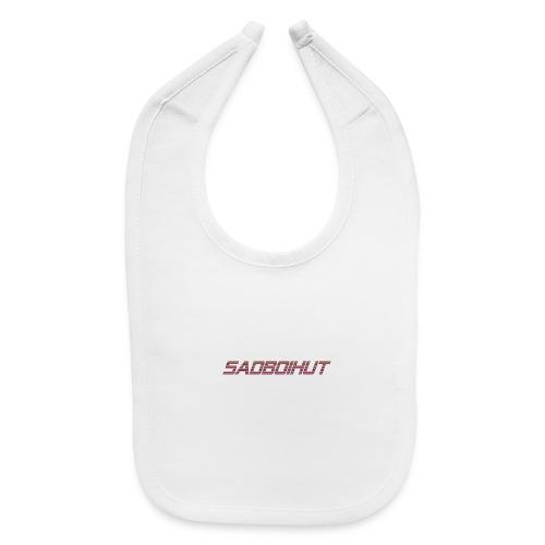 SadboiHut Updated - Baby Bib