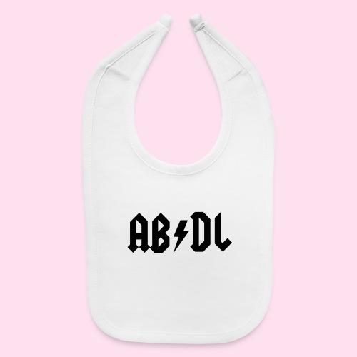 ABDL Rock - Baby Bib