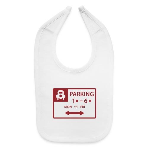 Free Parking - Baby Bib