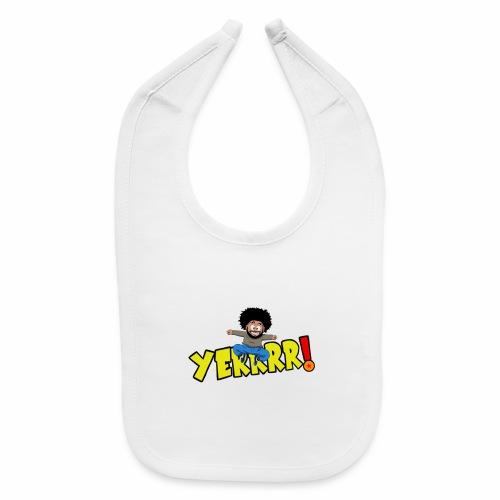 #Yerrrr! - Baby Bib