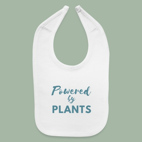 Powered by Plants - Baby Bib
