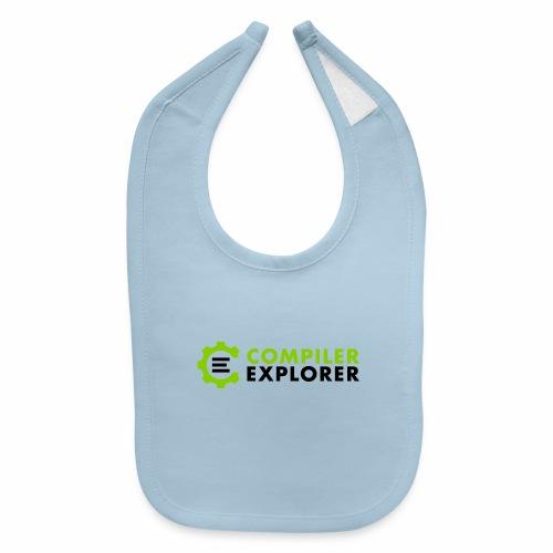 Compiler Explorer Logo - Baby Bib