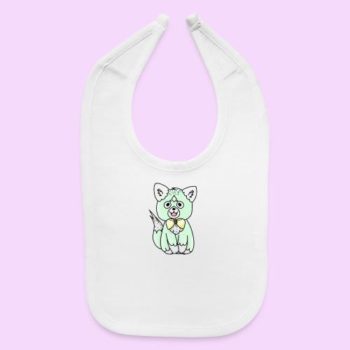 Lolipup Pack: Minty Pup! - Baby Bib