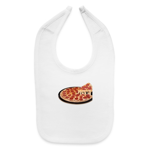 Pizza T-Shirt - Baby Bib