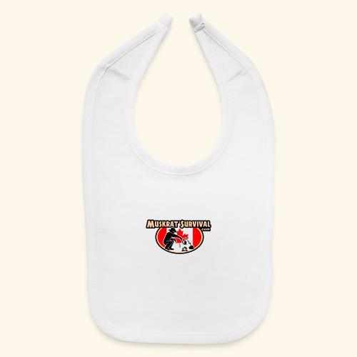 Muskrat Badge 2020 - Baby Bib