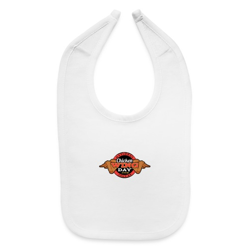Chicken Wing Day - Baby Bib