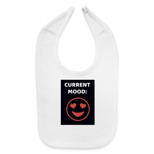 Love current mood by @lovesaccessories - Baby Bib