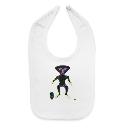 AlienToe - Baby Bib
