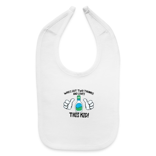 Hidden Valley Ranch merch - Baby Bib