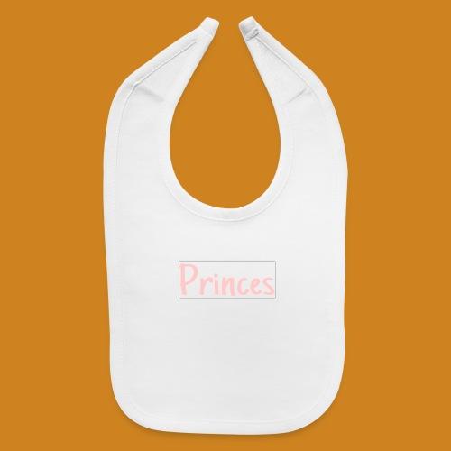 Princes!!! - Baby Bib