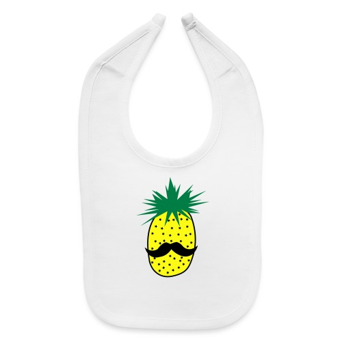 LUPI Pineapple - Baby Bib