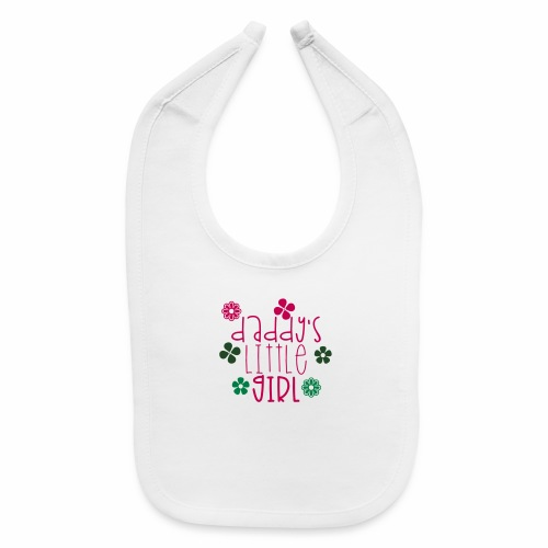 DADDY'S LITTLE GIRL - Baby Bib