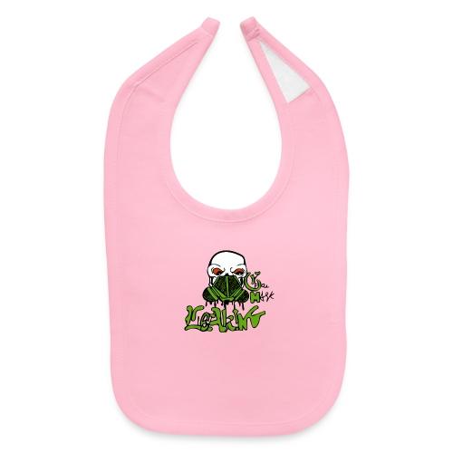 Leaking Gas Mask - Baby Bib