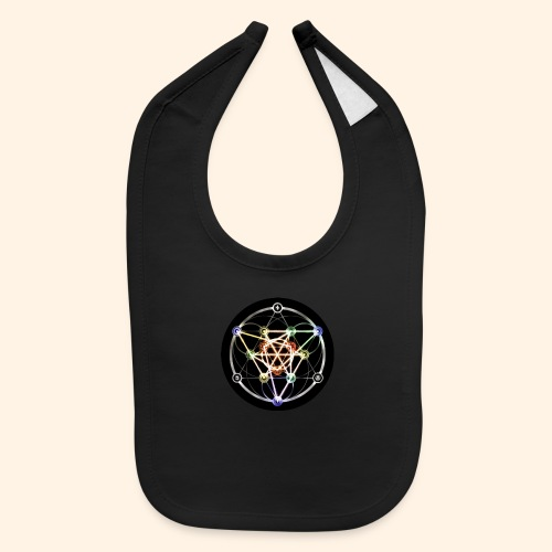 Classic Alchemical Cycle - Baby Bib