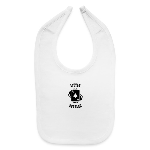 Little Hustler - Baby Bib