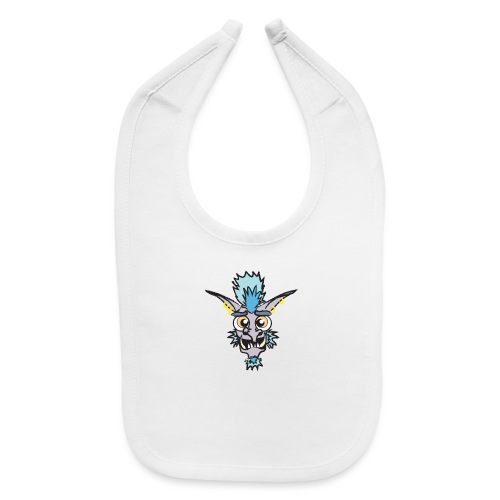 Warcraft Troll Baby - Baby Bib
