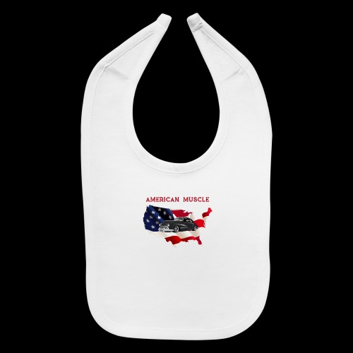 US Muscle - Baby Bib