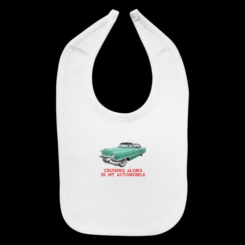 CRUISING ALONG - Baby Bib
