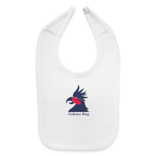 Cockatoo Logo - Baby Bib