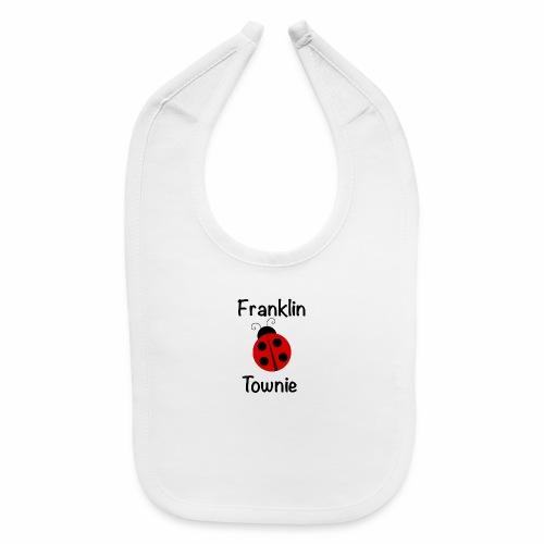 Franklin Townie Ladybug - Baby Bib