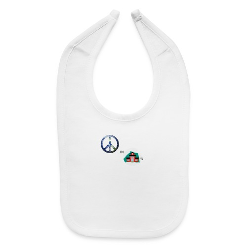 Peace In Schools - Baby Bib