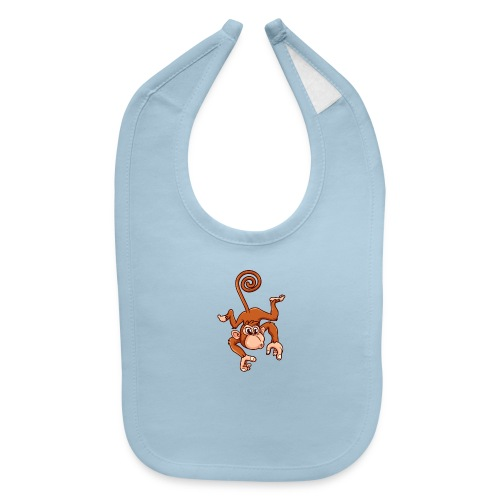 Cheeky Monkey - Baby Bib
