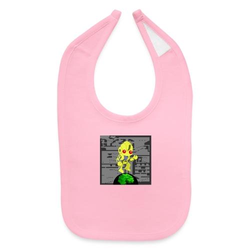 Hollow Earth Mug - Baby Bib