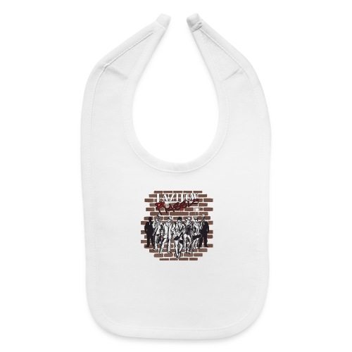 East Row Rabble - Baby Bib