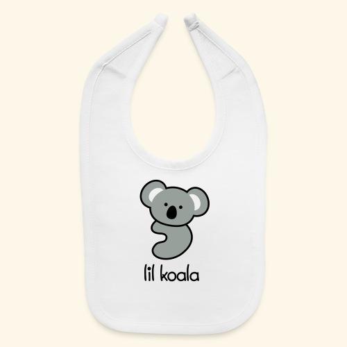 lil koala - Baby Bib