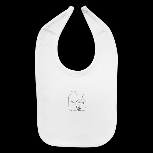 Milk and Honey - Baby Bib