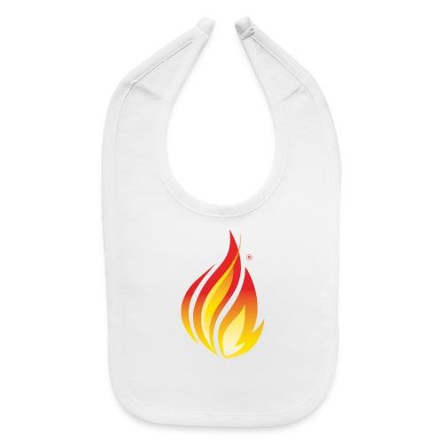 HL7 FHIR Flame Logo - Baby Bib