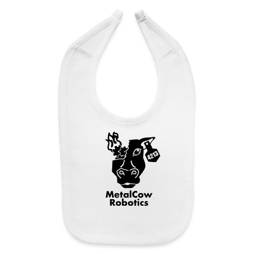 MetalCow Solid - Baby Bib
