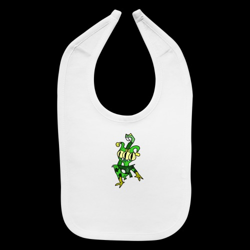Three-Eyed Alien - Baby Bib