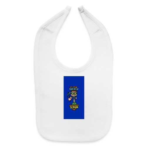 friendly i5 - Baby Bib
