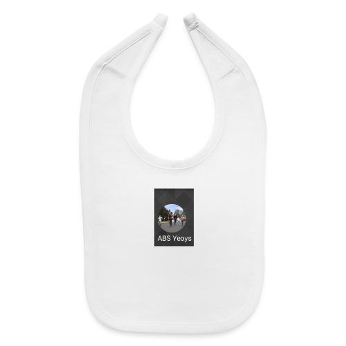 ABSYeoys merchandise - Baby Bib